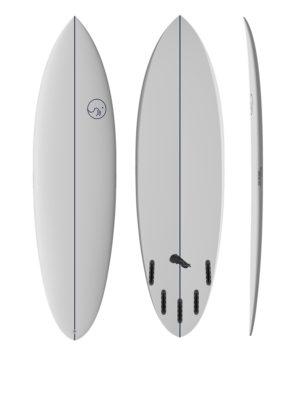 planche de surf SQUID BONE