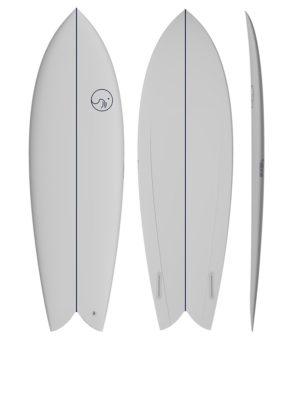 planche de surf Rasta