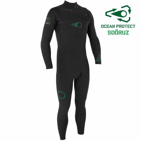 Combinaison de sports nautiques éco-responsable pour homme à vendre chez Squid Surfboards