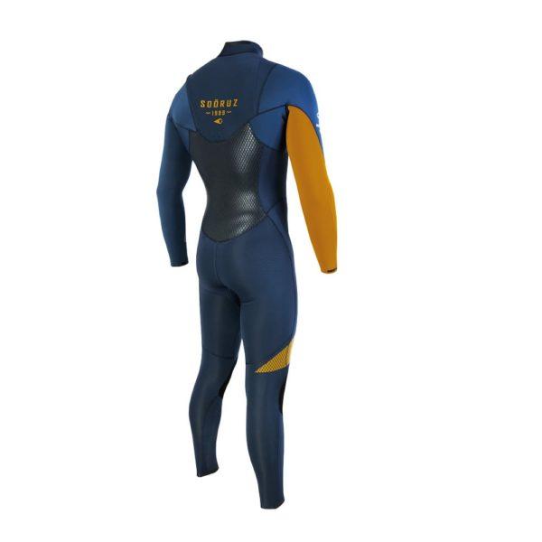 Combinaison de surf souple et légère pour homme en vente chez Squid Surfboards