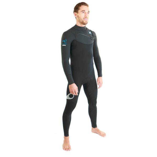 Combinaison de sports nautiques ultra performante pour homme en vente chez Squid Surfboards
