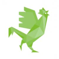 logo coq vert transition écologique france
