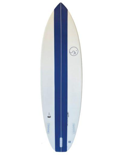 planche de surf dessous SAUZ squid surfboards