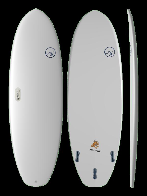 surf évolutif